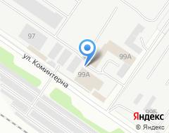 Компания Дизель-Сервис на карте города