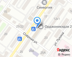 Компания Спецтехника на карте города