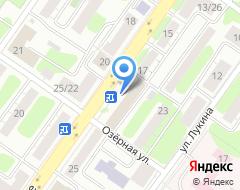 Компания Адвокат Тушин В.В на карте города
