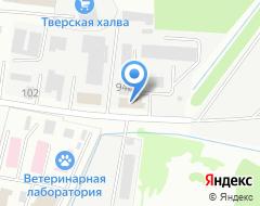 Компания Русспрос на карте города