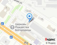 Компания Бона-Ми на карте города