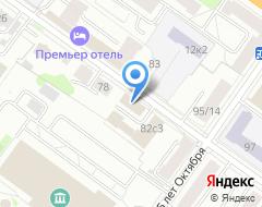 Компания Бортник Авто на карте города