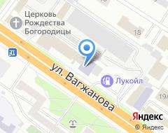 Компания Адвокат Гуляева Елена Вячеславовна на карте города