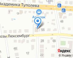 Компания ИВА-2000 на карте города