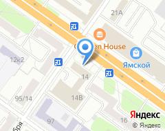Компания Адвокатский кабинет Покровского В.В. на карте города