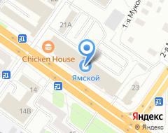 Компания Экспертное бюро на карте города