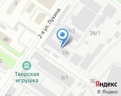 Компания КБ-Авто на карте города