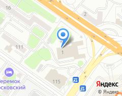 Компания АйТиЭс-Сервис на карте города