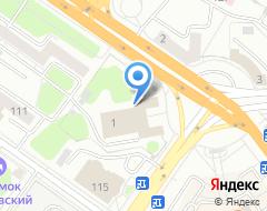 Компания Техинком на карте города
