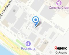 Компания Studio Auto Pro на карте города