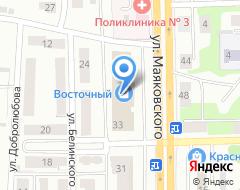 Компания Инсайд на карте города