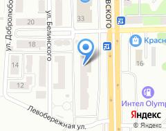 Компания Автомаяк на карте города