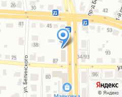 Компания Штурман на карте города