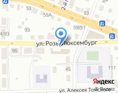 Компания Автомаркет на карте города
