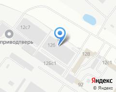 Компания Техмаркет на карте города