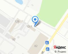 Компания АвтоДом на карте города