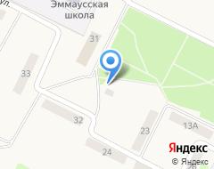 Компания Продукты магазин на карте города
