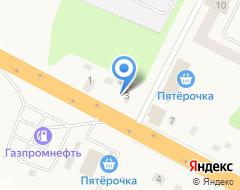 Компания РО.СА на карте города