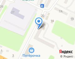 Компания Цыпа на карте города