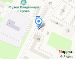 Компания Горячий хлеб на карте города