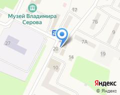 Компания Промтовары магазин на карте города
