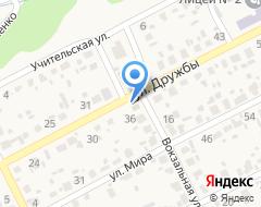 Компания Швейное ателье на карте города