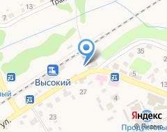 Компания Парикмахерская на карте города