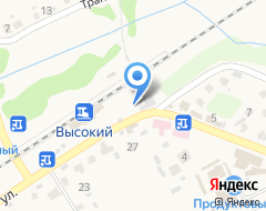 Компания КОМОД на карте города