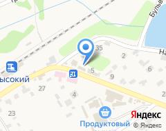 Компания Цветочный магазин на карте города