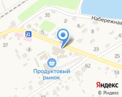 Компания Мебельный магазин на карте города