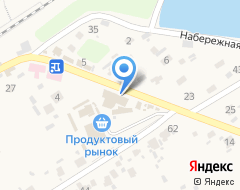 Компания Plus market на карте города