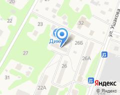 Компания Октябрина на карте города
