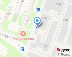Компания Стомасервис на карте города