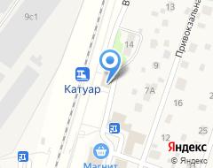 Компания Катуар на карте города