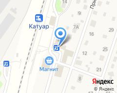 Компания Августа на карте города