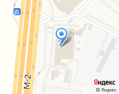 Компания Мастеркэмп на карте города