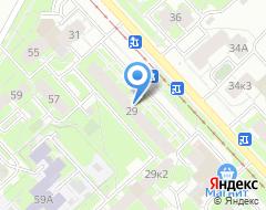 Компания Ярославльводоканал на карте города