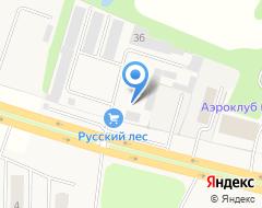 Компания Ярославская дача на карте города