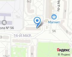 Компания Ярэкоправо на карте города