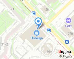 Компания ProfSmart на карте города