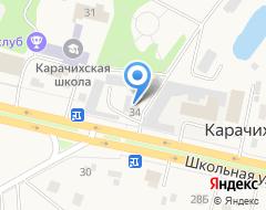 Компания ЯрКолесо на карте города