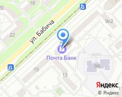 Компания СтройСити на карте города