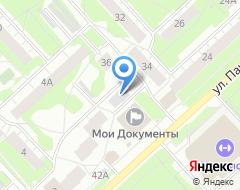 Компания Универсалремстрой на карте города