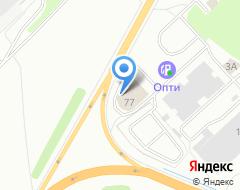 Компания ЯрИнструмПрокат на карте города
