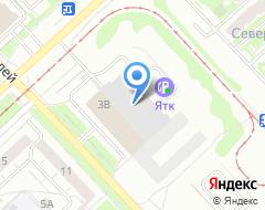 Компания Энергоаудит на карте города