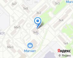 Компания Бизнес-прагматик на карте города