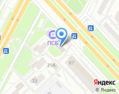 Компания Мойдодыр на карте города