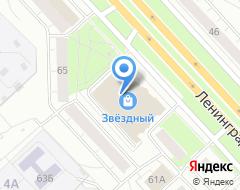 Компания Компания по автострахованию на карте города