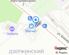 Компания Горсантехмонтаж на карте города