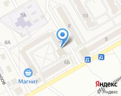 Компания Банкомат Северный банк Сбербанка России на карте города